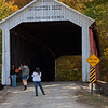 2010 - Covered Bridge Festival (red route) - Parke County Indiana - Monday  October 11th - 1
