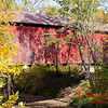 2010 - Covered Bridge Festival (red route) - Parke County Indiana - Monday  October 11th - 4