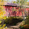 2010 - Covered Bridge Festival (red route) - Parke County Indiana - Monday  October 11th - 3