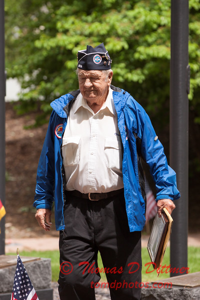 28 - 2015 Bloomington Illinois Korean & Vietnam Veterans Memorial Day Ceremony - Bloomington Illinois