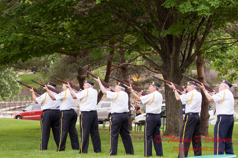 27 - 2015 Bloomington Illinois Memorial Day Memoriam - Bloomington Illinois
