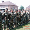 2006 Departure Ceremony - 1744th Transportaion Company - Streator Illinois - 7