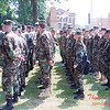 2006 Departure Ceremony - 1744th Transportaion Company - Streator Illinois - 8