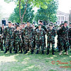 2006 Departure Ceremony - 1744th Transportaion Company - Streator Illinois - 9