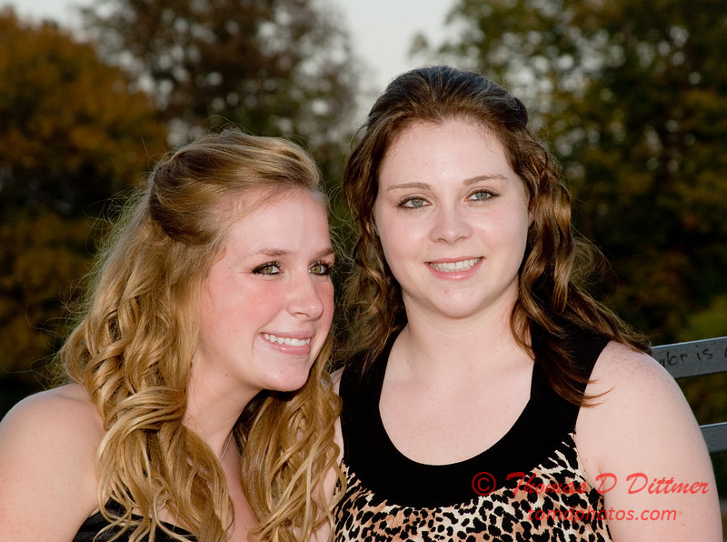 Renae & Friends prior to Central Catholic High School Homecoming Dance - 36