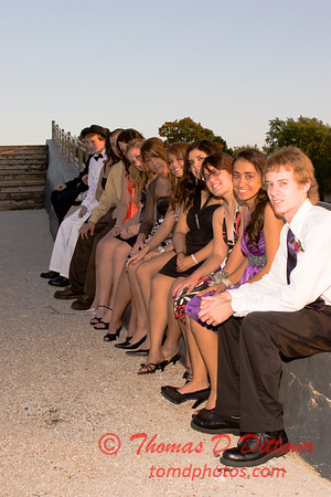 Renae & Friends prior to Central Catholic High School Homecoming Dance - 15