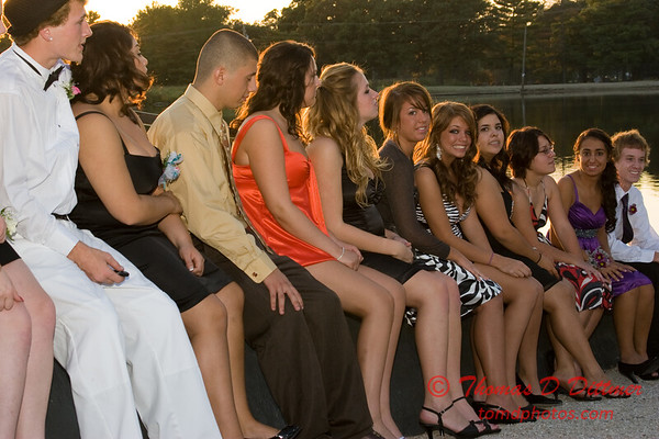 Renae & Friends prior to Central Catholic High School Homecoming Dance - 13