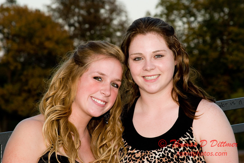 Renae & Friends prior to Central Catholic High School Homecoming Dance - 35