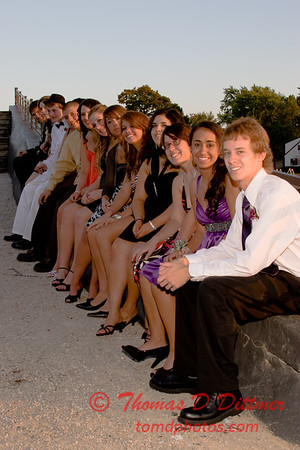 Renae & Friends prior to Central Catholic High School Homecoming Dance - 16