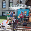35 - 2015 Bloomington - Normal Sunrise Rotary Brats & Bags - Downtown Square - Bloomington Illinois