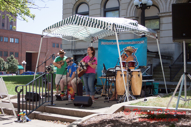 66 - 2015 Bloomington - Normal Sunrise Rotary Brats & Bags - Downtown Square - Bloomington Illinois