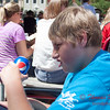 8 - 2015 Bloomington - Normal Sunrise Rotary Brats & Bags - Downtown Square - Bloomington Illinois