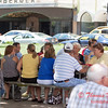 28 - 2015 Bloomington - Normal Sunrise Rotary Brats & Bags - Downtown Square - Bloomington Illinois