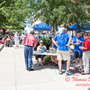 43 - 2015 Bloomington - Normal Sunrise Rotary Brats & Bags - Downtown Square - Bloomington Illinois