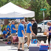 11 - 2015 Bloomington - Normal Sunrise Rotary Brats & Bags - Downtown Square - Bloomington Illinois