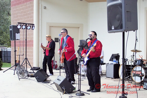 9 - 2015 Concert Series - Dangerous Gentlemens - Connie Link Amphitheatre - Normal Illinois