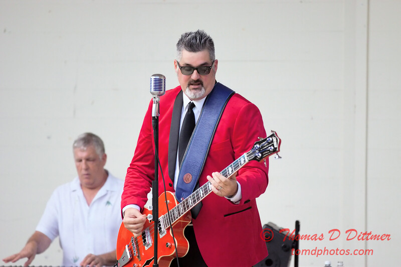 46 - 2015 Concert Series - Dangerous Gentlemens - Connie Link Amphitheatre - Normal Illinois