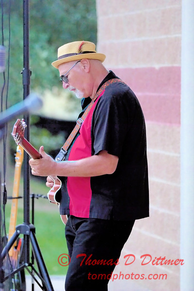 52 - 2015 Concert Series - Dangerous Gentlemens - Connie Link Amphitheatre - Normal Illinois