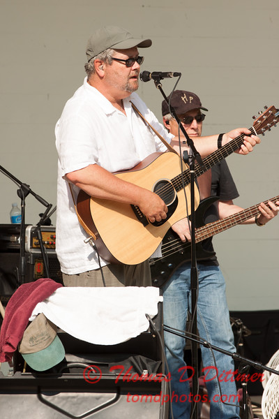 12 - 2015 Concert Series - Marc Boon & The Unknown Legends - Connie Link Amphitheatre - Normal Illinois