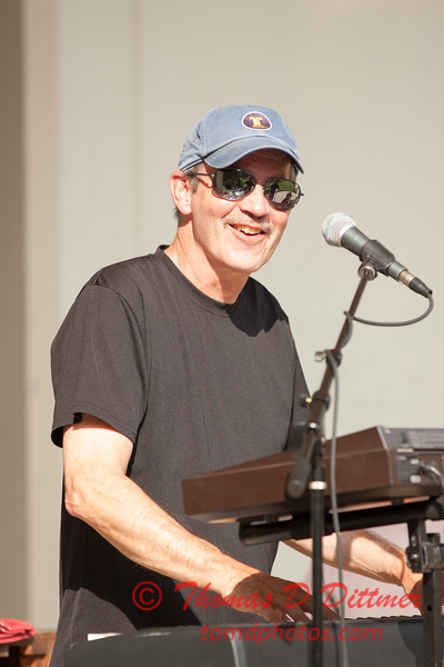 20 - 2015 Concert Series - Marc Boon & The Unknown Legends - Connie Link Amphitheatre - Normal Illinois