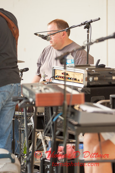 101 - 2015 Concert Series - Marc Boon & The Unknown Legends - Connie Link Amphitheatre - Normal Illinois