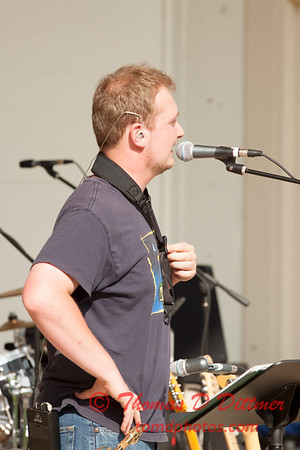 2 - 2015 Concert Series - Marc Boon & The Unknown Legends - Connie Link Amphitheatre - Normal Illinois