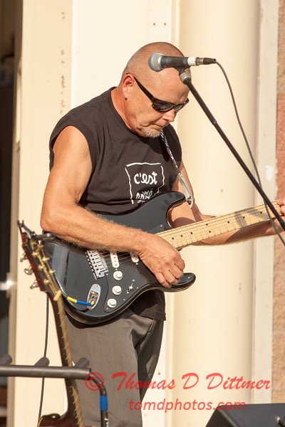 65 - 2015 Concert Series - Marc Boon & The Unknown Legends - Connie Link Amphitheatre - Normal Illinois