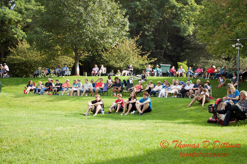 28 - 2015 Concert Series - Marc Boon & The Unknown Legends - Connie Link Amphitheatre - Normal Illinois
