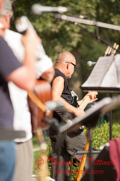36 - 2015 Concert Series - Marc Boon & The Unknown Legends - Connie Link Amphitheatre - Normal Illinois