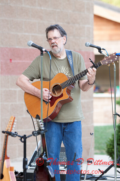 42 -  2015 Concert Series - Connie Link Amphitheatre - Normal Illinois