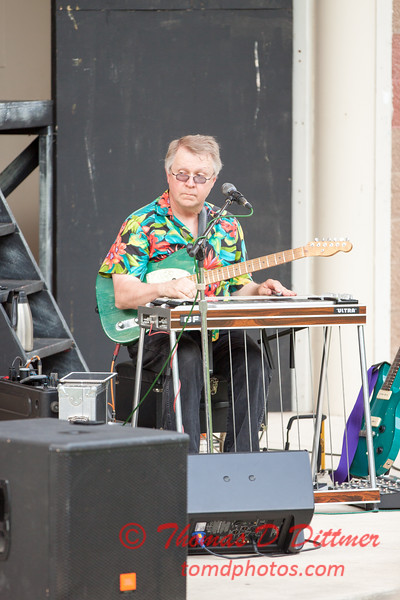 10 - 2015 Concert Series - Pearl Handle Band and Mary Pfeifer - Connie Link Amphitheatre - Normal Illinois