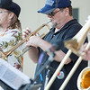 11 - 2015 Concert Series - Prairieland Dixie Band - Connie Link Amphitheatre - Normal Illinois