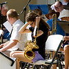 Heartland Jazz Orchestra at Connie Link Ampitheatre - #3