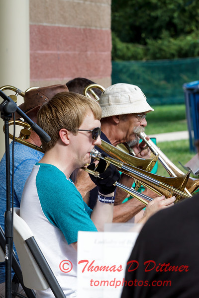 Heartland Jazz Orchestra at Connie Link Ampitheatre - #70