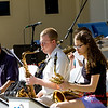 Heartland Jazz Orchestra at Connie Link Ampitheatre - #5