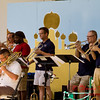 Heartland Jazz Orchestra at Connie Link Ampitheatre - #8