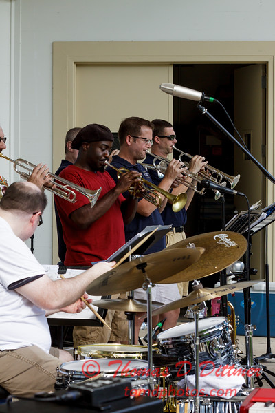Heartland Jazz Orchestra at Connie Link Ampitheatre - #65