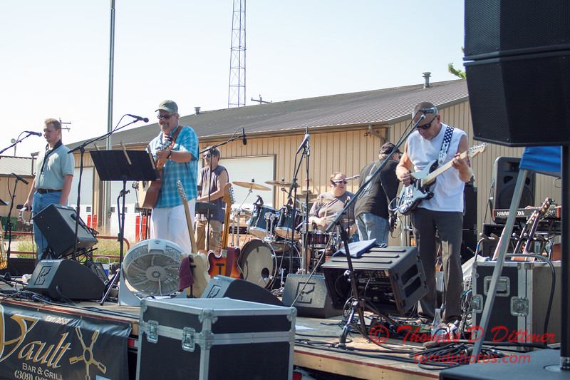 20 - Marc Boon & The Amazing Show Band - 2015 Danvers Days - Danvers Illinois
