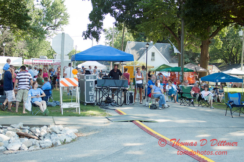 37 - Marc Boon & The Amazing Show Band - 2015 Danvers Days - Danvers Illinois