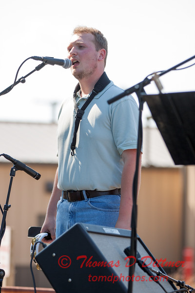 17 - Marc Boon & The Amazing Show Band - 2015 Danvers Days - Danvers Illinois