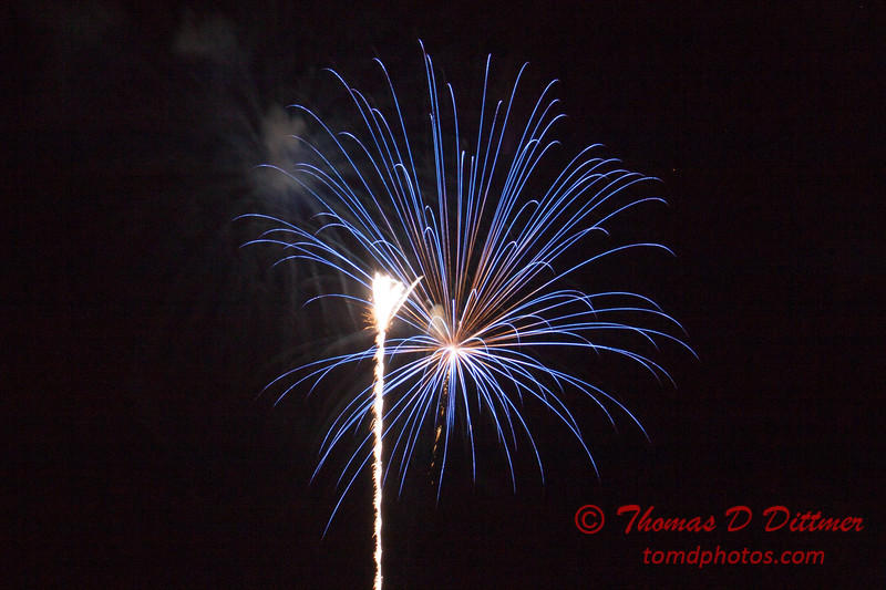 56 - 2015 Downs July 4th Celebration - Dooley Park - Downs Illinois