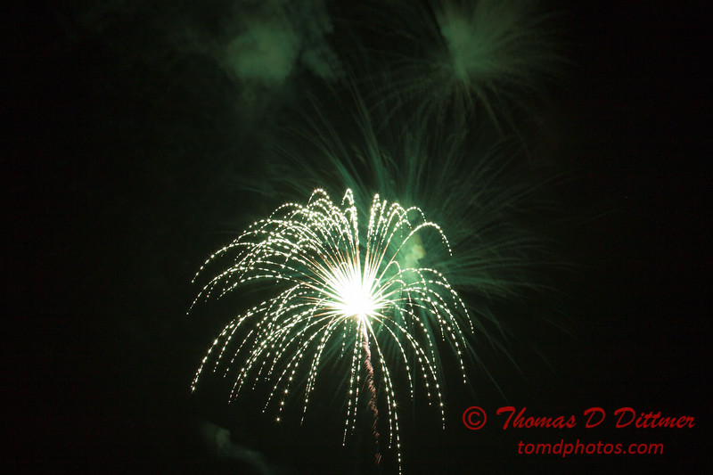 62 - 2015 Downs July 4th Celebration - Dooley Park - Downs Illinois