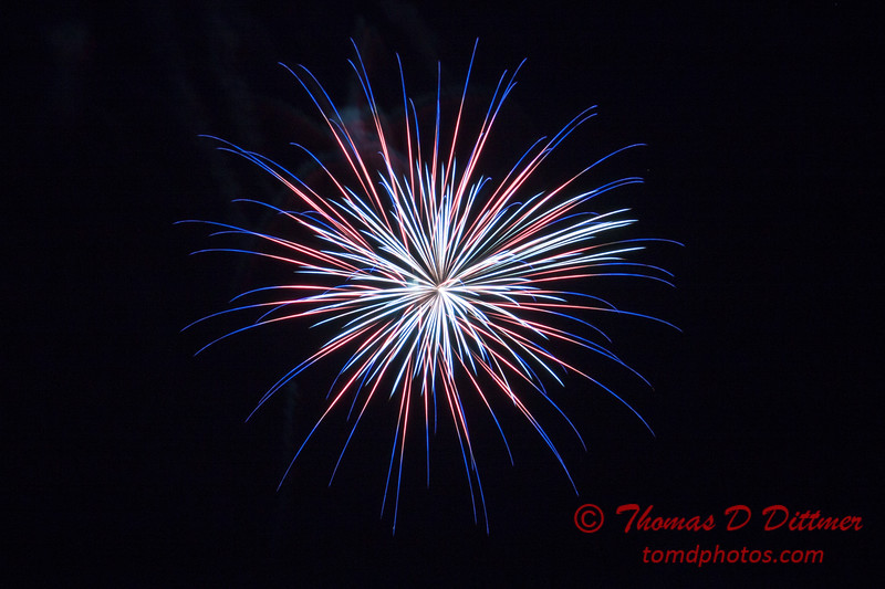 41 - 2015 Downs July 4th Celebration - Dooley Park - Downs Illinois