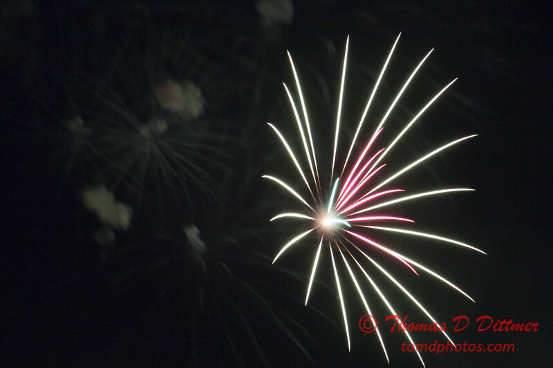 19 - 2015 Downs July 4th Celebration - Dooley Park - Downs Illinois