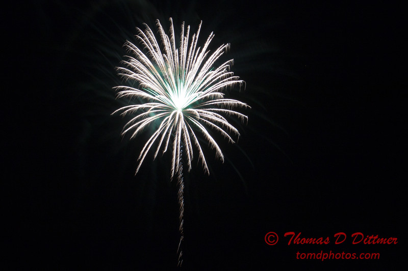 42 - 2015 Downs July 4th Celebration - Dooley Park - Downs Illinois