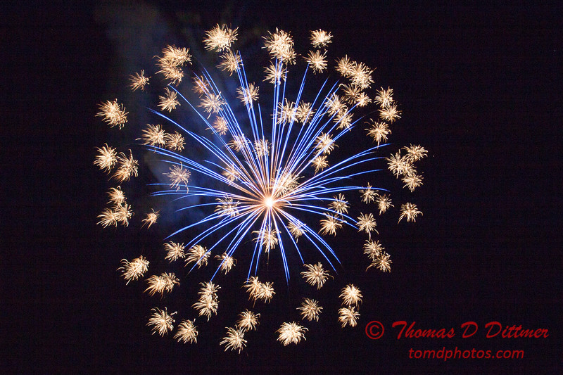 59 - 2015 Downs July 4th Celebration - Dooley Park - Downs Illinois