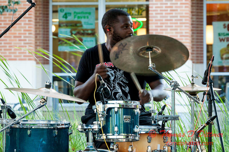 Dexter O'Neal and the Funk Yard at Uptown Circle - #42