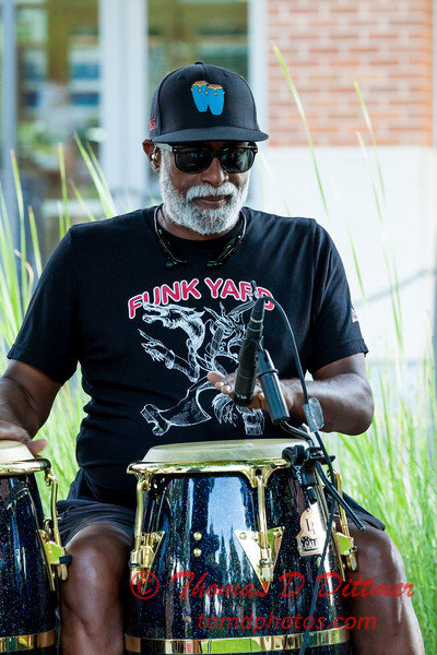 Dexter O'Neal and the Funk Yard at Uptown Circle - #11