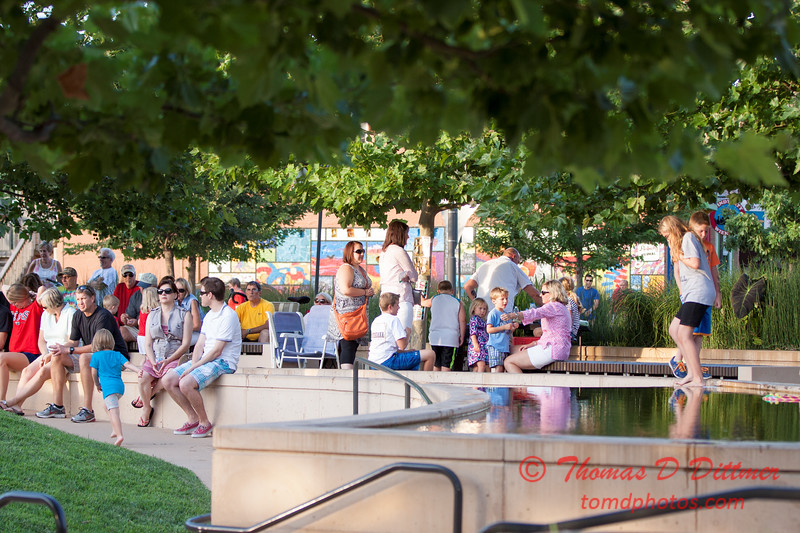 20 - 2015 Loungeabout the Roundabout - Uptown Circle - Normal Illinois