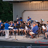 Music under the Stars - Miller Park Bandstand